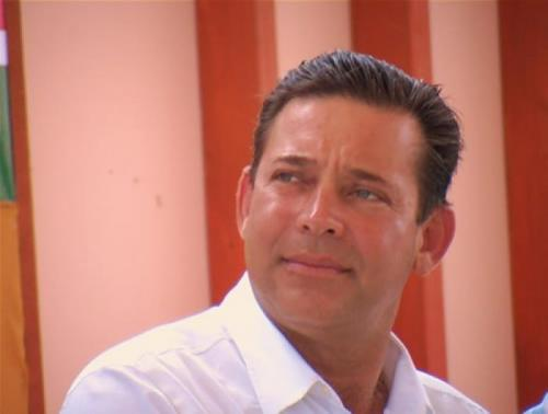 Eugenio es un gobernador popular y cumplidor